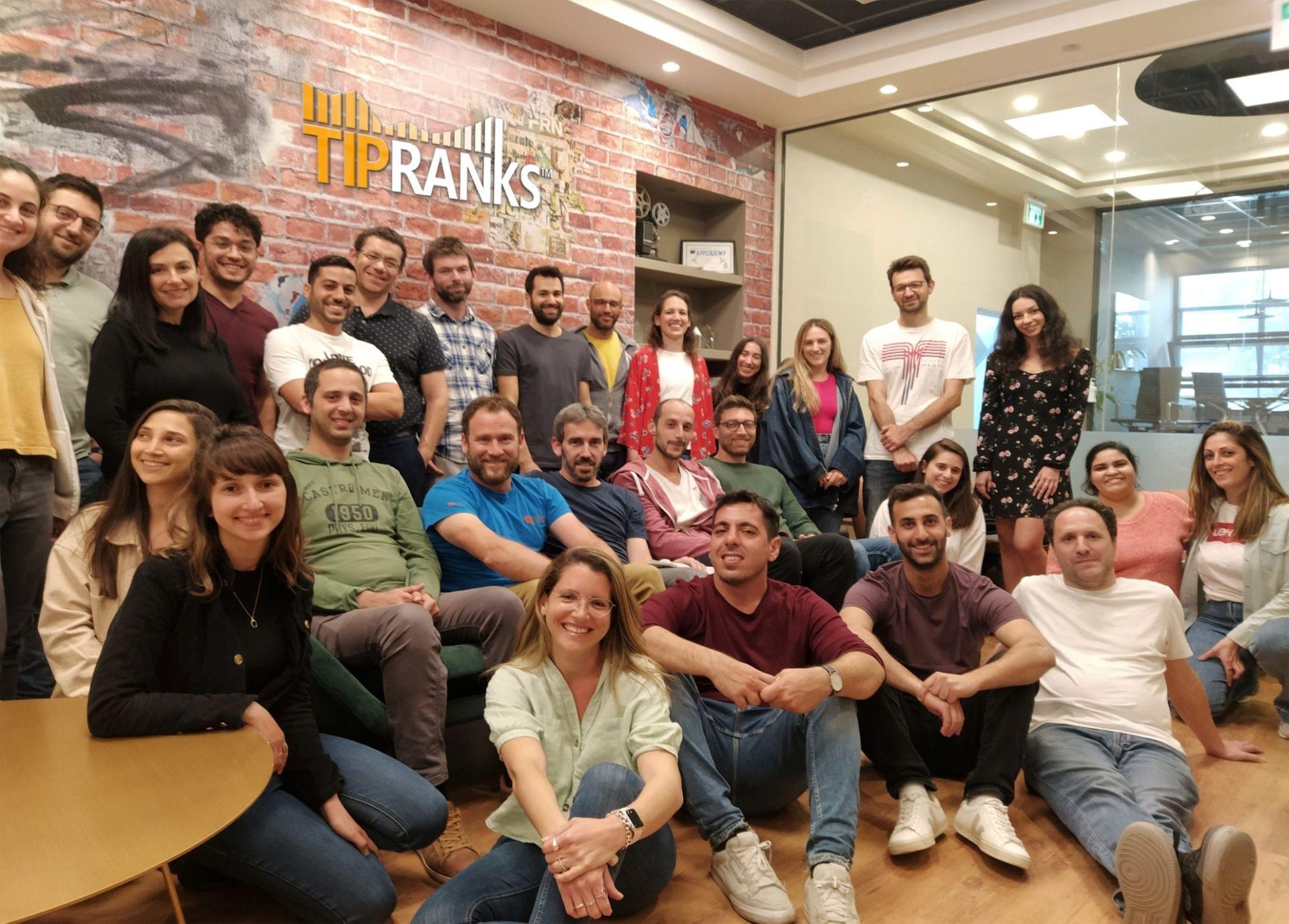Israeli FinTech startup TipRanks raises $77M as retail investors hunt for stock-market riches