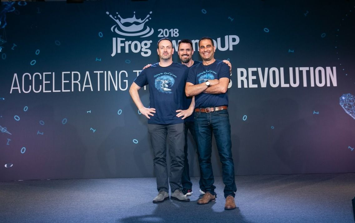 The leap to Wall Street: Israeli startup JFrog files prospectus for upcoming IPO
