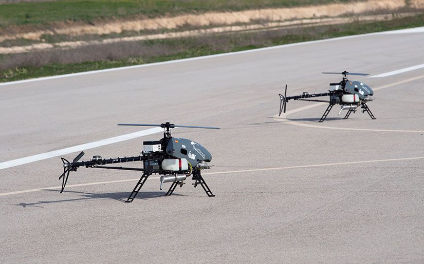 From maritime search & rescue to agricultural surveys: IAI deploys MultiFlyer unmanned helicopters