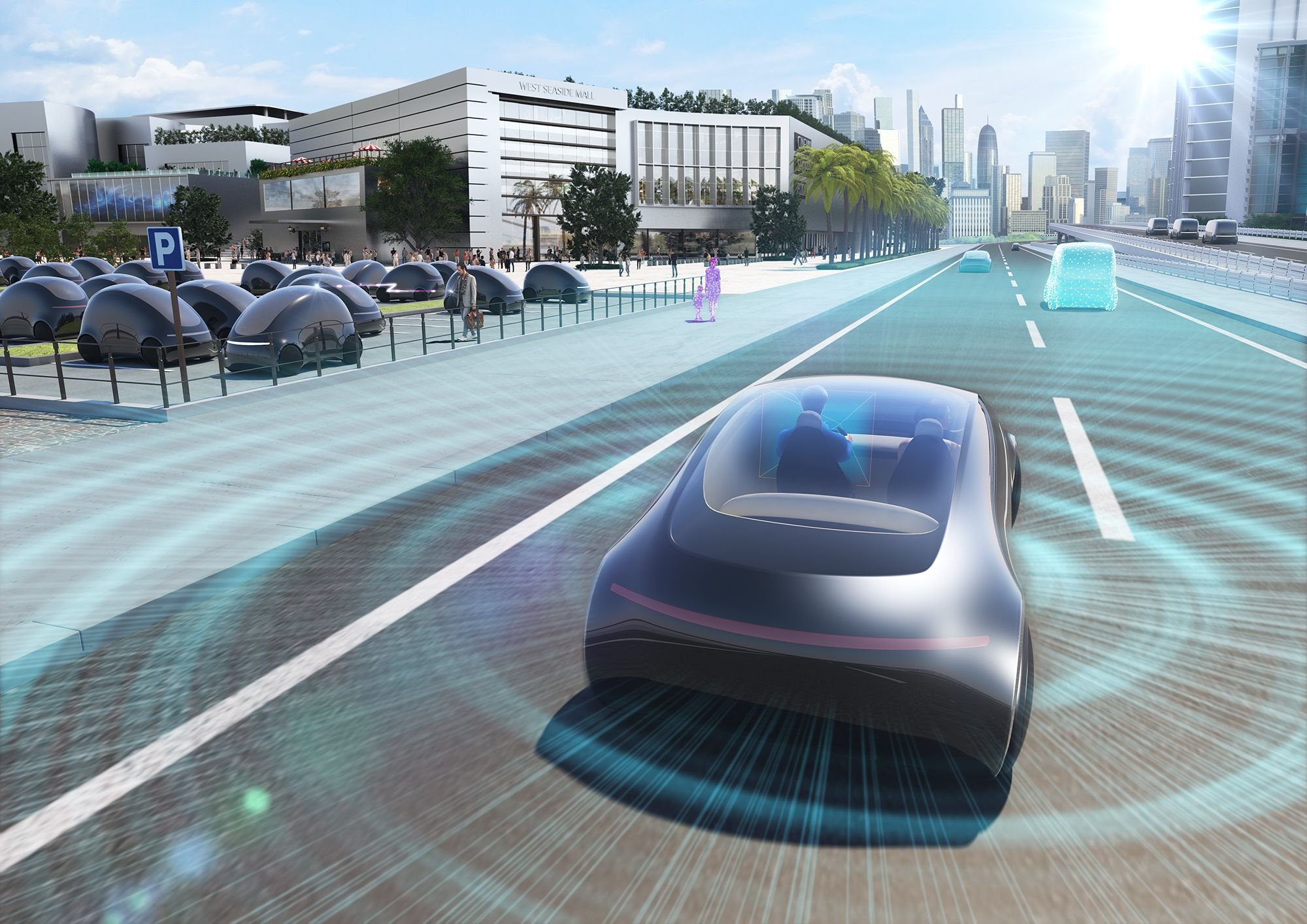 Autonomous driving inches closer as DENSO Corp. links up with Israel's Foretellix