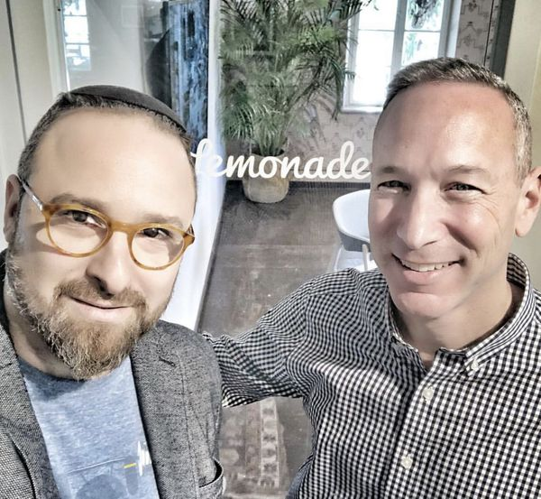 Interview with Lemonade CEO & co-founder, Daniel Schreiber