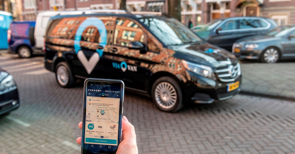 Israeli startup Fleetonomy acquired by transit giant Via