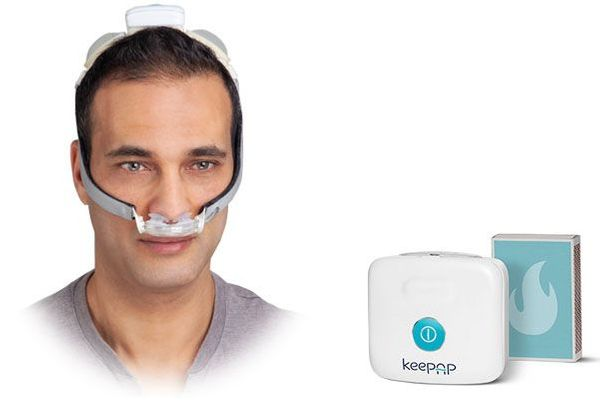 Breathe in the air, don't be afraid to care: keepMed scores $15M to treat sleep apnea