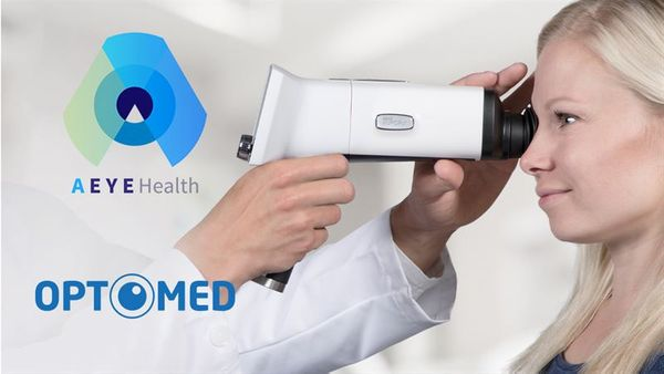 Israeli startup AEYE Health & Optomed join forces, aiming for FDA OK on AI diagnostics tool