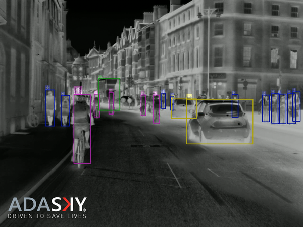AdaSky raises $15M, harnessing thermal imaging tech to help combat COVID reality