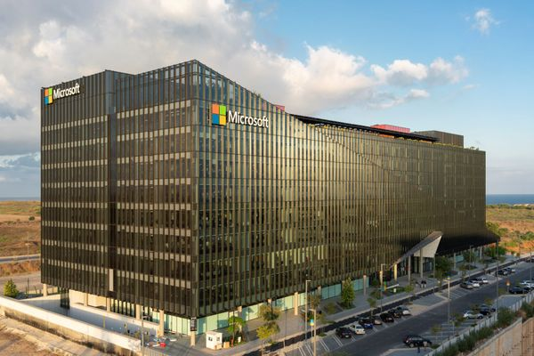 Between Lovelace & Turing: Microsoft unveils new Israeli digs