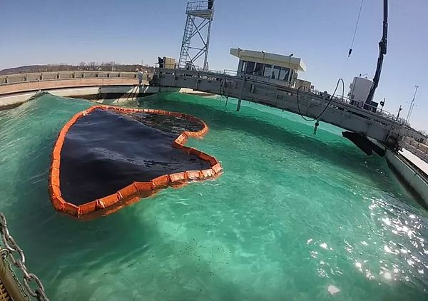 Could an Israeli floating boom solution prevent the next oil spill disaster?