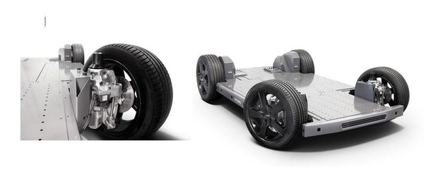 REE finds partner to co-develop chassis & wheel solution for its EV platform